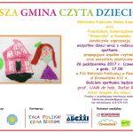 Nasza Gmina Czyta Dzieciom – 26 października