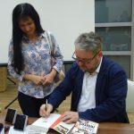 Spotkanie autorskie z Ryszardem Ćwirlejem