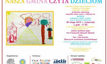 Nasza Gmina Czyta Dzieciom – 28.02.2019
