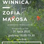 DKK – Spotkanie on-line z Zofią Mąkosą