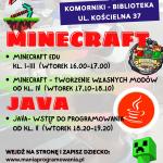 Zajęcia z programowania dla dzieci
