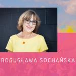 DKK – spotkanie on-line z Bogusławą Sochańską