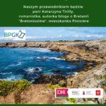 Wędrówka po Bretanii – spotkanie on-line z Katarzyną Tirilly