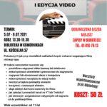 Movie. Warsztaty – nagrywanie i edycja wideo
