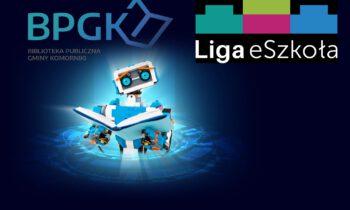 Projekt Liga eSzkoła – Lego Spike Prime w Bibliotece